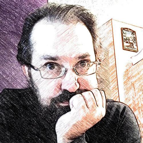 Eric Sketch February 2015