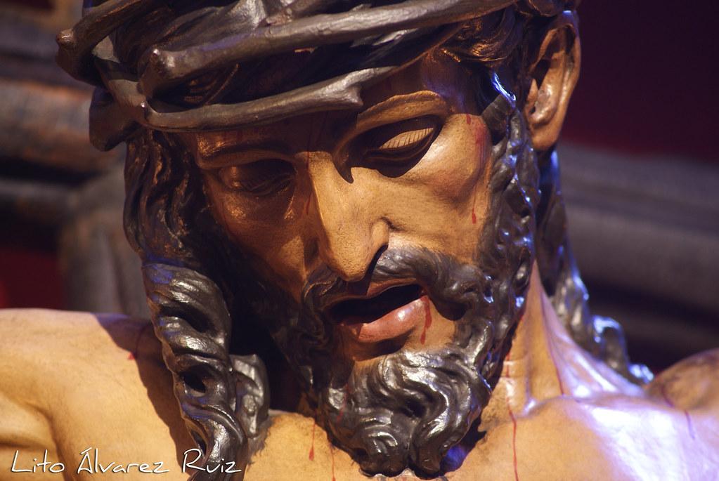 Besapiés - Santísimo Cristo de la Sagrada Lanzada - Marzo 2015