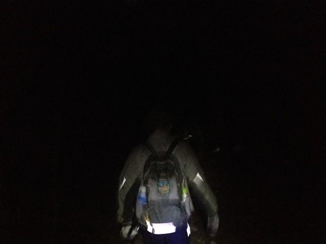 六甲全山縦走路 ナイトハイク