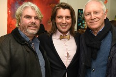 Samir Ceric, Guy Portelli and Barry Martin
