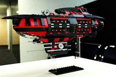 (New render) Orbital Assault Vessel Dhoruba