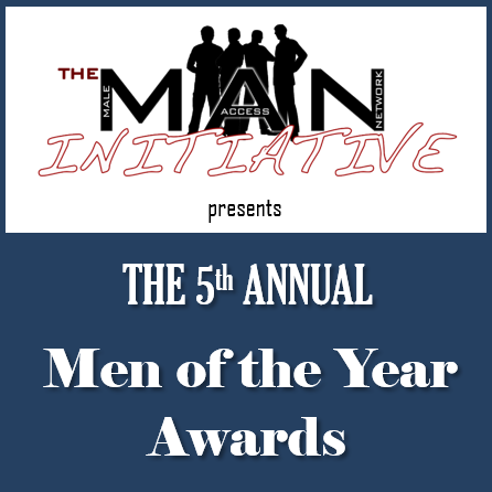 MAN of the Year Icon