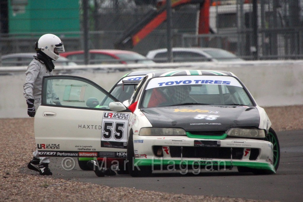 Toyo Tires Honda VTEC Challenge and 4Two Cup during the BRSCC Event at Silverstone, April 2015