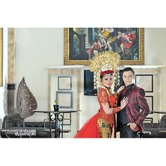 From the wedding dress photoshoot for Naia Wedding Salon & Bridal Yogyakarta: @enno_naia_wedding. Model by Hanie & Mario. Photoshoot at Grand Palace Hotel Yogya. Photo by @Poetrafoto 📷   Visit our website on http://prewedding.poetrafoto.com for mor