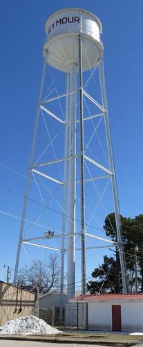 missouri mo watertowers webstercounty seymour northamerica unitedstates us