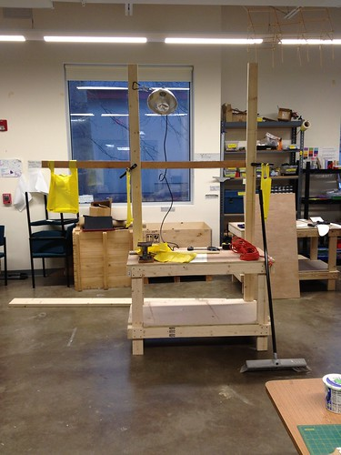 Projects: design lab workbench