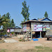 Cambodia Rural House by Buzz Hoffman