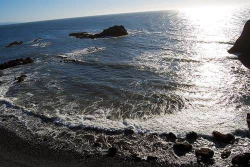 Late Afternoon at Yaquina Head