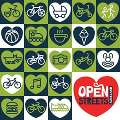 Open Streets Auckland - 2015