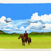 空の冒険2015年3月号①・72 by Hiroyuki Izutsu
