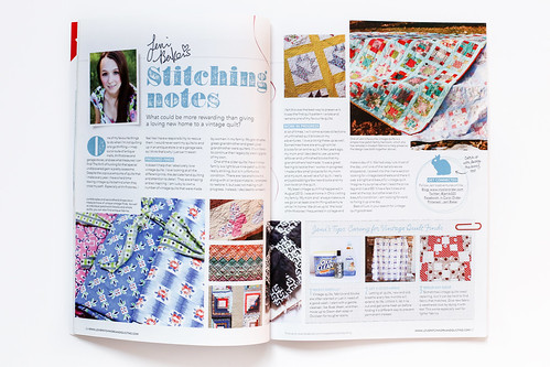 Love, Patchwork & Quilting - Issue 17
