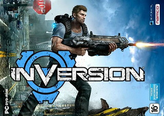 Inversion - game box