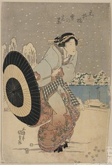 Moto-yanagibashi yuki no kōkei (LOC)