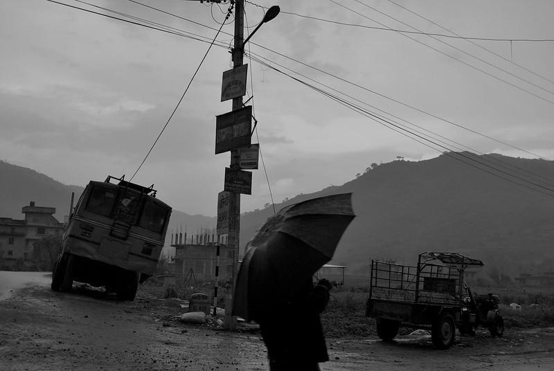 rainy  Sankhu