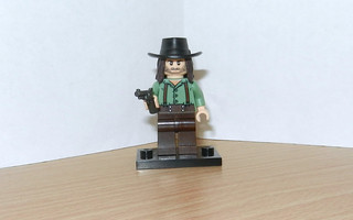 Lego Custom Cullen Bohannon (Hell On Wheels)