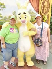 Rabbit @ Disneyland Springtime Roundup