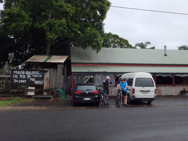 The Mulga Pub