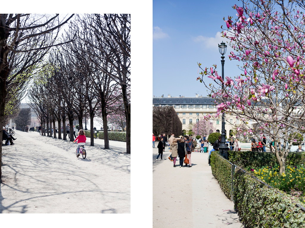 Easter Monday in Paris