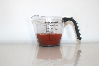 14 - Zutat Tomatensaft / Ingredient tomato juice