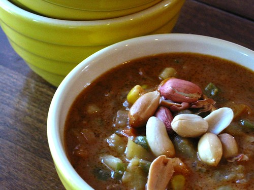Georgia Peanut Soup (large)