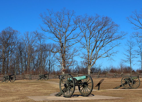 Gettysburg Day 1, Confederate Artillery on Oak Hill