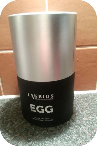 Lakrids Dulce de Leche Easter Egg