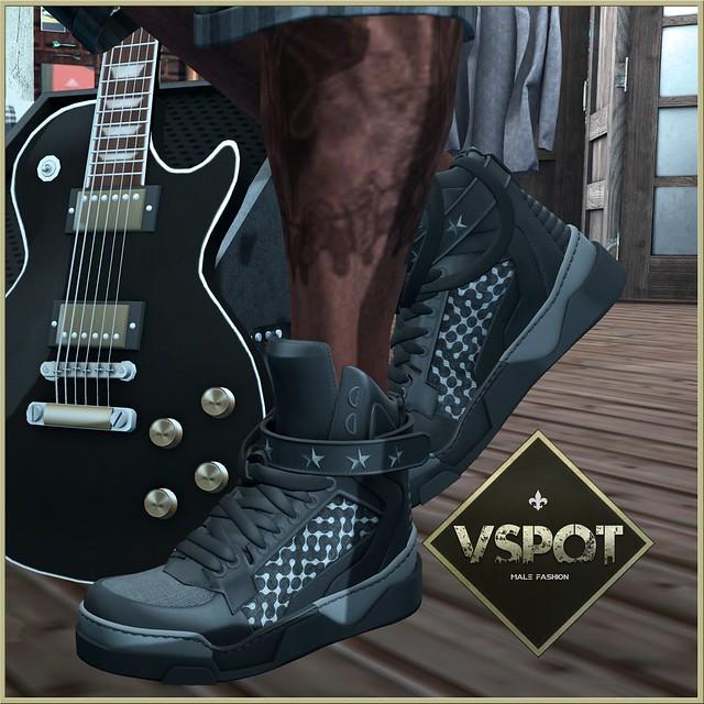 V-SPOT - H-Tone Sneakers