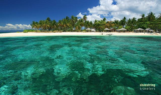 Digyo Island, Cuatro Islas, Leyte