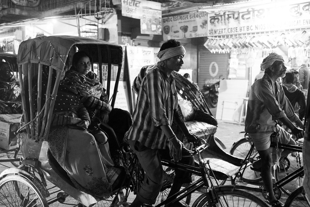 Purnea Rickshaw