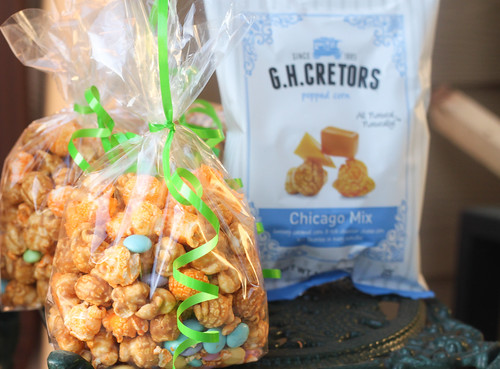 Easy Sweet and Salty Party Mix