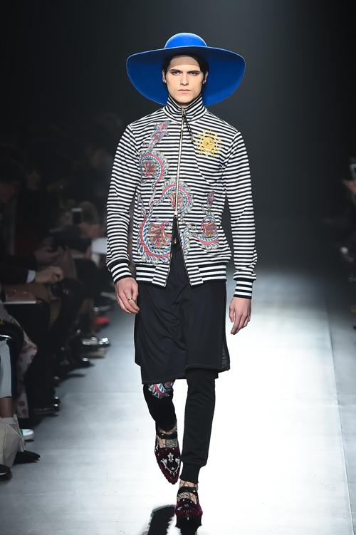 FW15 Tokyo DRESSCAMP010_Arthur Daniyarov(Fashion Press)