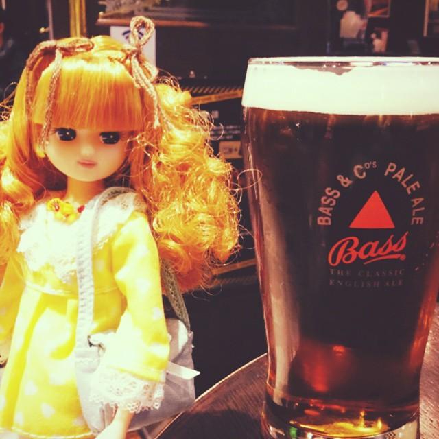 #beer #リカちゃん #ドール #lica #doll #girlish #kawaii#ビール