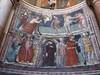 Passion du Christ, baptistère (XIIe, XIIIe), piazza del Duomo, Parme, Emilie-Romagne, Italie.