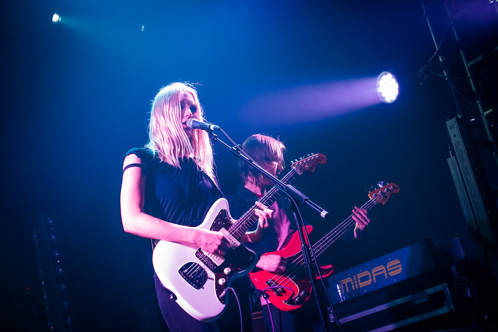 Big Deal supporting Drenge at Electric Ballroom