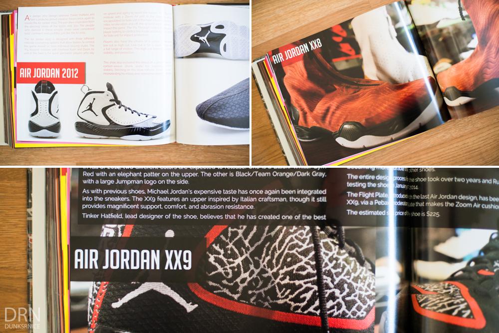 The Encyclopedia of Air Jordans Book.