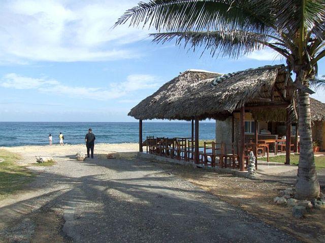 古巴之旅(1)漂亮的巴拉德罗海滩