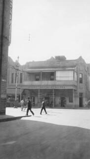 Sturt Arcade Hotel, Grenfell Street, Adelaide 1937