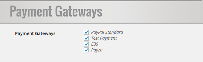 Easy Digital Download Payza & EBS Payment Gateways - 1