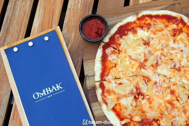 Hawaiian Pizza - Rp150.000