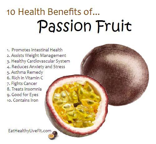 26. Passion Fruit