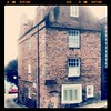 Lodge Place. This mediaeval building was...