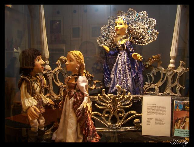 Que ver en Augsburgo en un día - Teatro de marionetas de Augsburgo