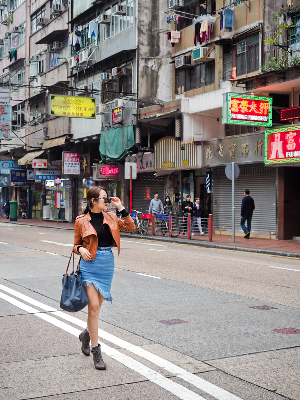 Seeing Hong Kong in a different light