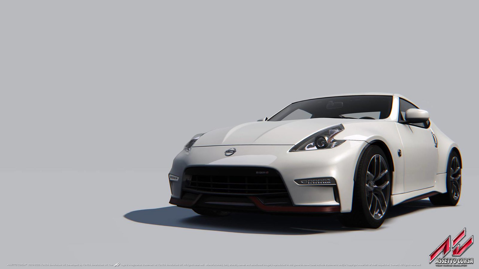 assetto corsa 2016 nissan 370z nismo previews. Black Bedroom Furniture Sets. Home Design Ideas
