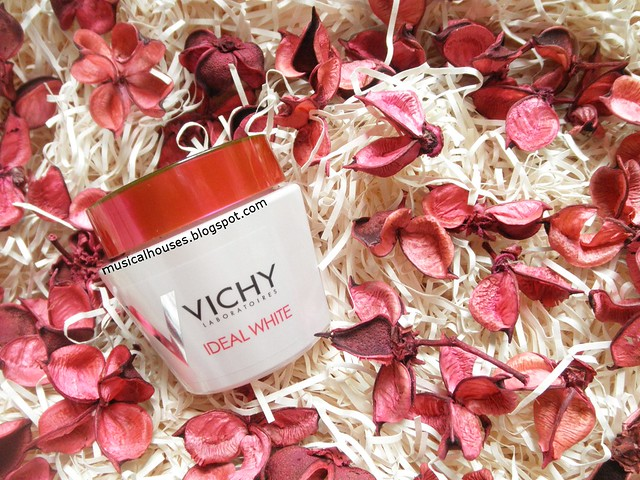 Vichy Ideal White Review Sleeping Mask Mela Whitening