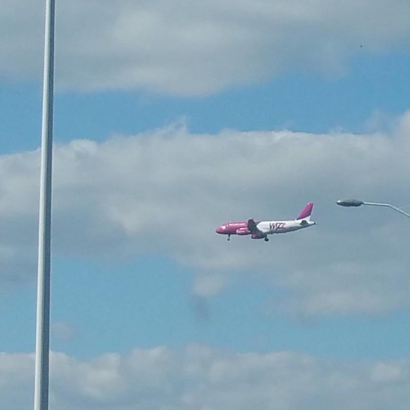 Landrynka ląduje we Wrocławiu