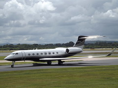 VP-BCT Gulfstream G650 Gama Aviation Ltd