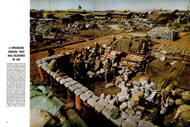 LIFE Magazine  Feb 9, 1968 (2) - KHE SANH - 6,000 Marines Dug in for Battle