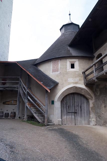 Photo:Castle turret 2 By quinet