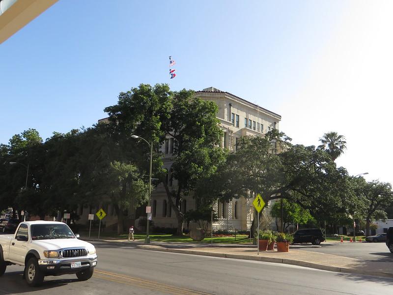 San Antonio City Hall, Downtown San Antonio, Texas